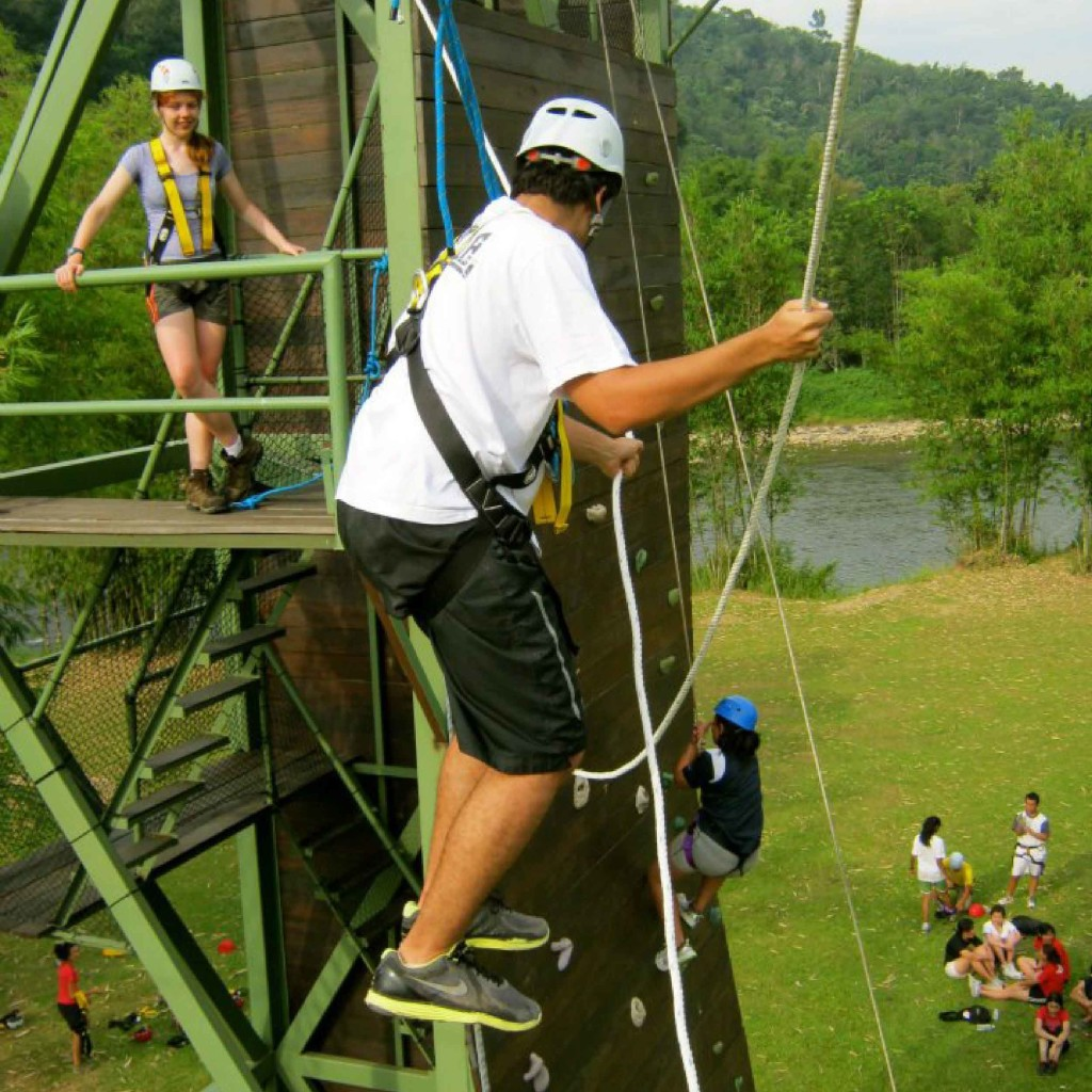 Zip Borneo High Ropes